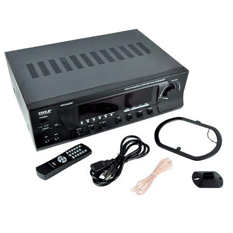 pyle pt272aubt hybrid lifier receiver home