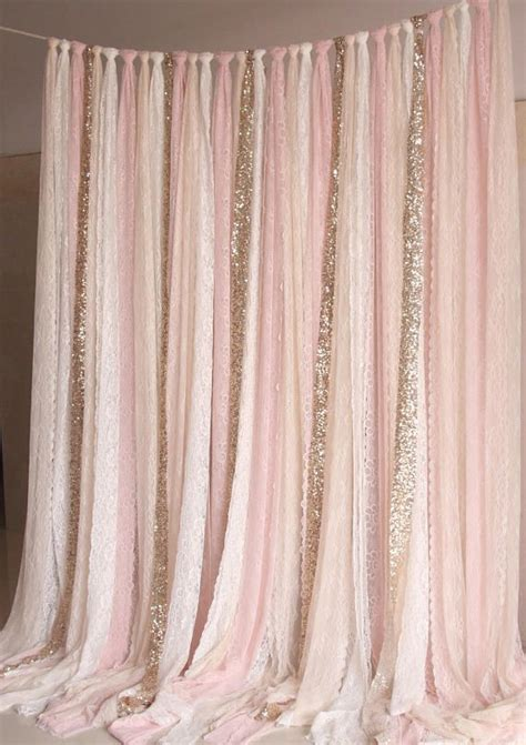 Gold And Pink Curtains 25 B 228 Sta Pink Curtains Id 233 Erna P 229 Pinterest