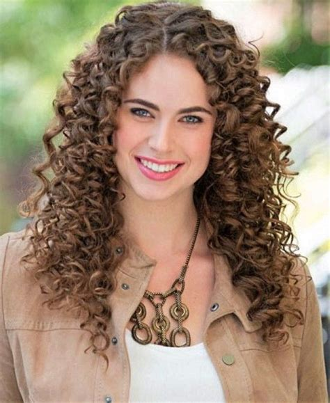 45 best curly hairstyles images on pinterest hair cut