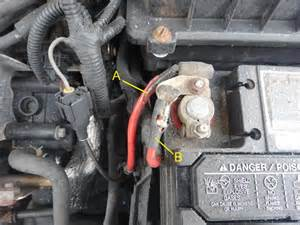 2005 Ford Focus Battery Grounds Battery Problem Ford Focus Forum Ford Focus St