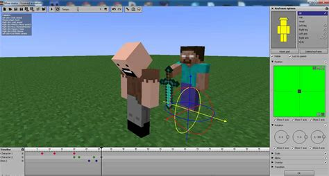 minecraft animation creator homeminecraft how to make a minecraft animation with mine imator make