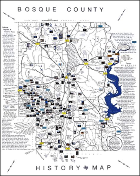 bosque county texas map avebonarphotography