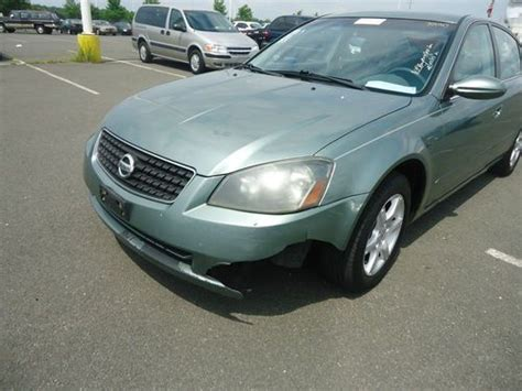 2005 nissan altima front bumper buy used 2005 nissan altima runs drives it needs front