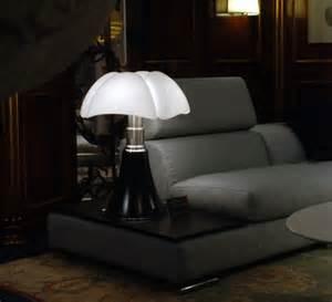 Noir Lighting Lampe 224 Poser Pipistrello Led 224 Variation Noir