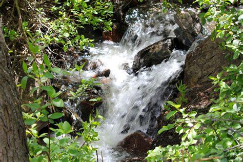garden creek falls casper wy my wyoming adventure garden creek falls at rotary park