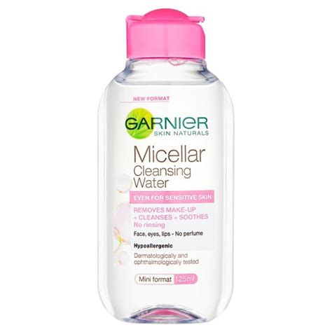 Toner Garnier Light garnier garnier micellar cleansing water review