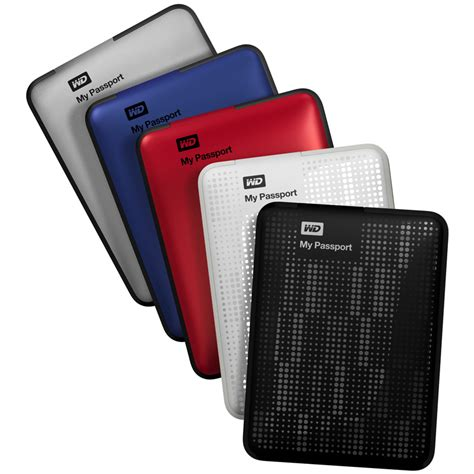 Harddisk Wd 2tb western digital launches 2tb my passport portable