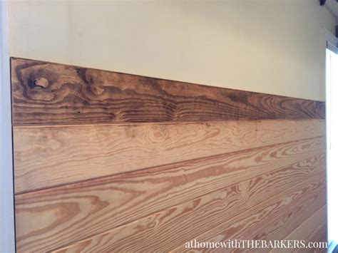 hardwood floor headboard diy headboard at home with the barkers