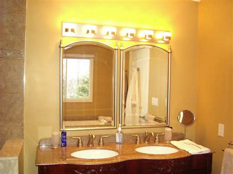 bathroom light fixture ideas espejos para cuartos de ba 241 o