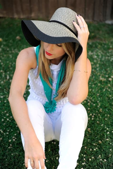 Cupcakesandcashmere by Emily Schuman Cupcakes And Cashmere Hat Raindrops Of