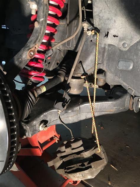 Diy Repair Front Brake diy replacing front brake pads and rotors toyota tundra