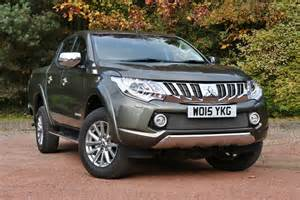 Five Mitsubishi Review Mitsubishi L200 Series 5 2016