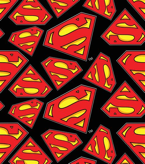 Shopping Sites For Home Decor by Superman All Over Fleece Fabric Jo Ann