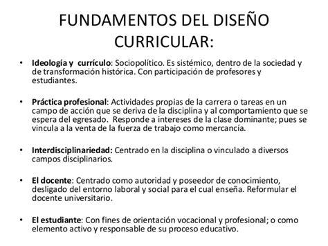 Modelo Curricular De Frida Diaz Barriga Fases Dise 241 O Curricular Frida D 237 Az Barriga Dc