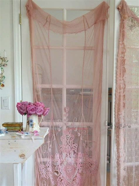 pink lace curtains 354 best crazy quilts and lace images on pinterest crazy