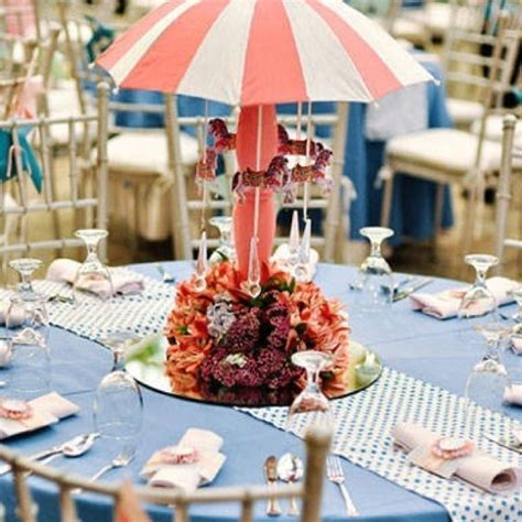 carnival themed table centerpieces 17 best centerpieces images on