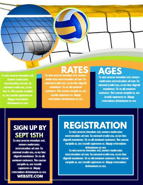 online templates for posters 20 best sports poster templates images on pinterest