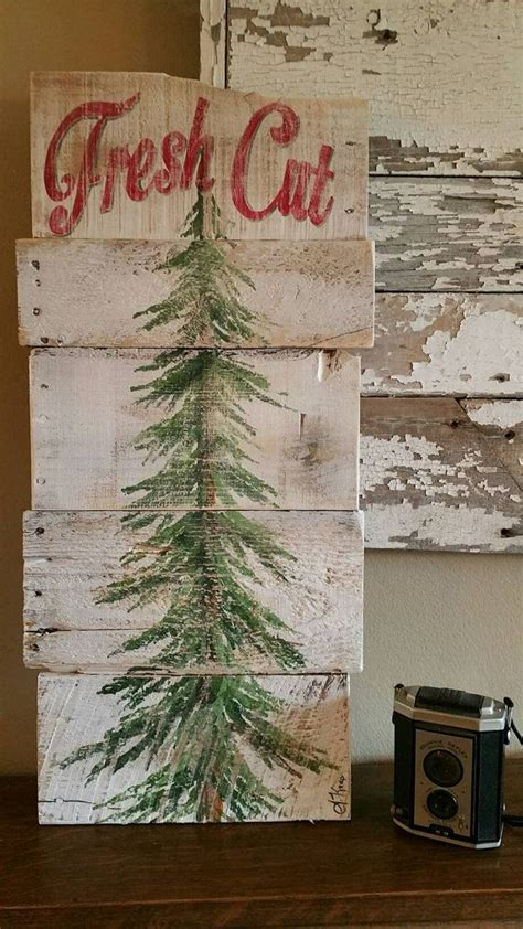 primitive metal christmas signs with cut your own trees best 20 rustic trees ideas on