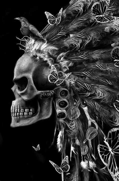 imagenes goticas en 3d penacho cr 225 neo maya pinterest calaveras arte