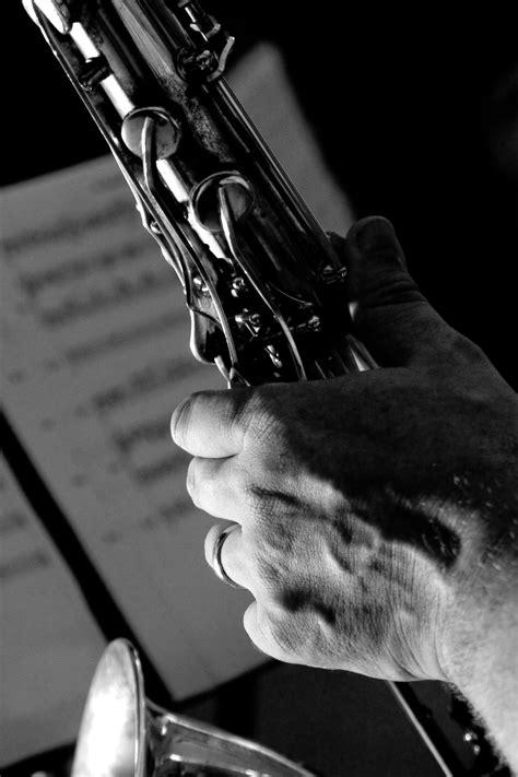 Images Gratuites : la musique, noir et blanc, jouer