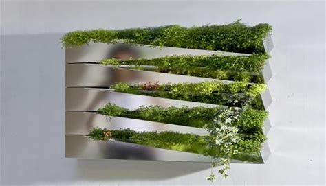 silver mirror metallic salad wall indoor kitchen herb