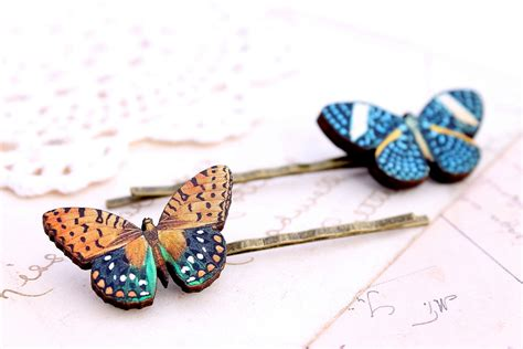 Butterfly Hair Accessories For Weddings by Realistic Butterfly Hair Butterfly Hair Accessories