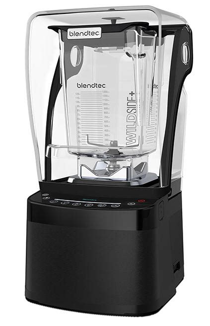 Vitamix Blender Indonesia buy blendtec professional 800 blender with wildside jar p800c2901 a1ap1d black at