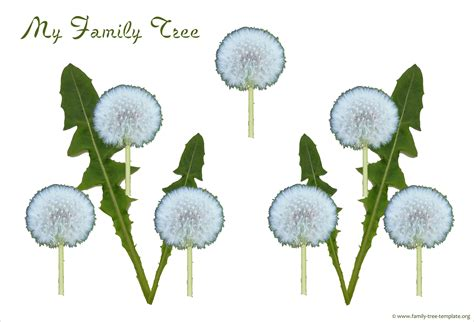3 family tree template free family tree template designs for ancestry