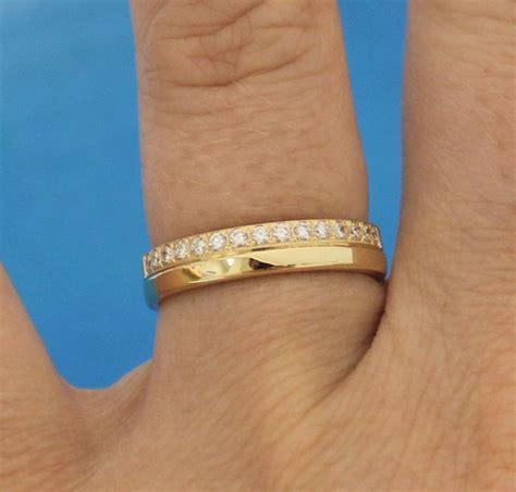 Ehering Mit Verlobungsring by Eheringe Gold Mit 5 Diamanten Bappa Info