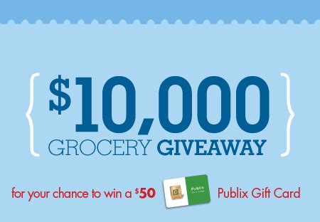 Publix Gift Card Giveaway - publix contest archives addictedtosaving com
