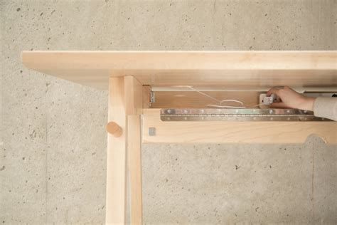 a minimalist desk that hides all your cords design milk a minimalist desk that hides all your cords design milk