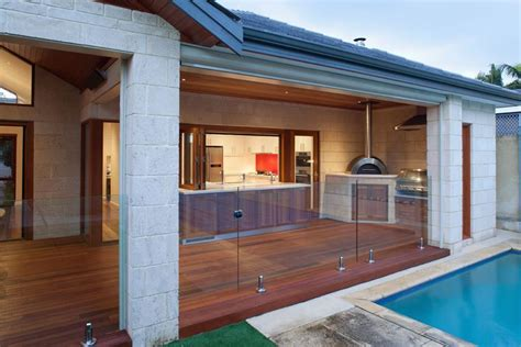 indoor outdoor kitchen designs 25 outdoor kitchen designs that will light up your grill