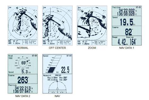 4 Led 7 Segment External Display Untuk Timbangan furuno 1715 radar kapal marine harga jual distributor