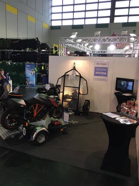 Motorradmesse Dortmund 2017 Preise by Fazit Motorr 228 Der Dortmund 2017 Airtrailer De