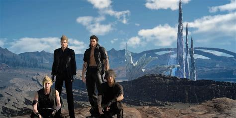 Final Photos | review eerily earthly and imperfect final fantasy xv