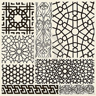 arabesque pattern dwg arabesque designs royalty free stock images image 21834379
