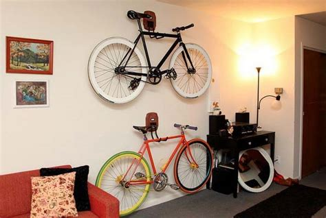 indoor bike storage ideas indoor bike storage modern interior decorating with a bike