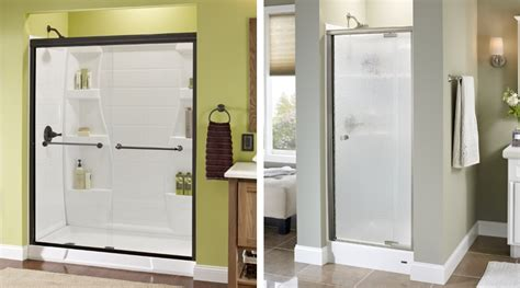 delta shower doors gallery image of frameless sliding