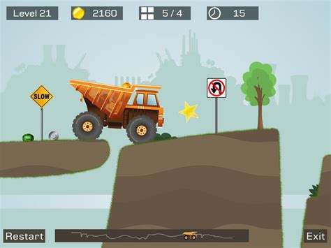 Topi Trucker 10 2 Reove Store big truck best mine truck express simulator android apps on play