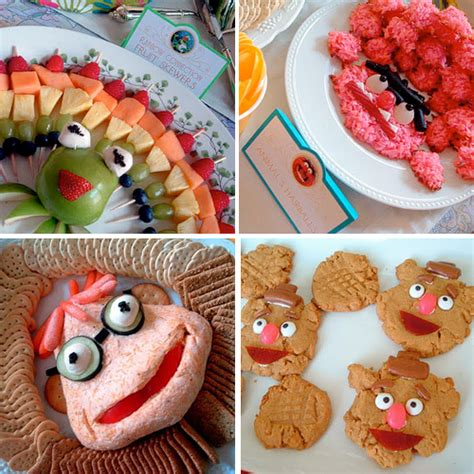 11 creative cing food ideas and recipes that will make the muppets party ideas free party printables