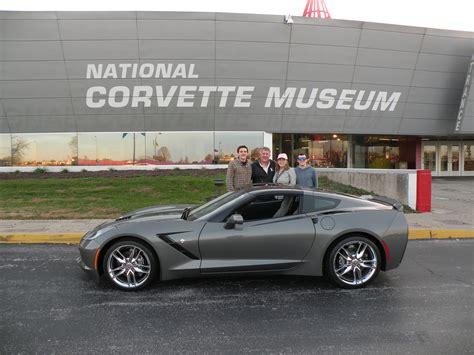 national corvette museum 2015 raffle winners national corvette museum