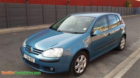 Port Elizabeth Cars by 2007 Volkswagen Golf Used Car For Sale In Port Elizabeth