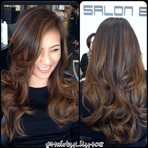 partial highlights for dark brown hair 1000 images about hair on pinterest claire marshall