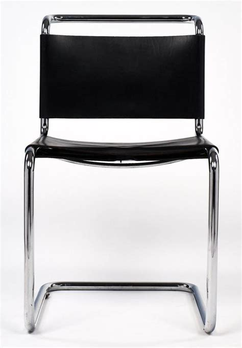 Marcel Breuer Sofa by Marcel Breuer Black Leather Chairs For Sale At 1stdibs
