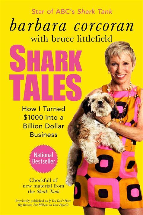 shark tank picture book barbara corcoran lays 6 for entrepreneurs