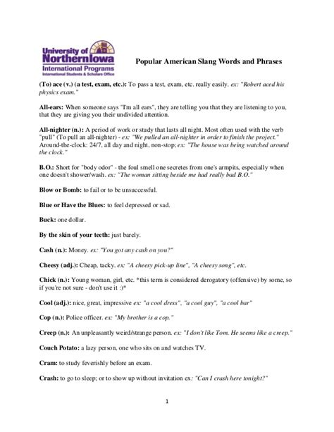 slang words and phrases popular american slang words and phrases