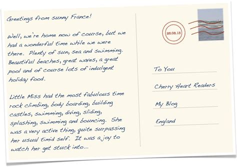 A Postcard From by A Postcard From
