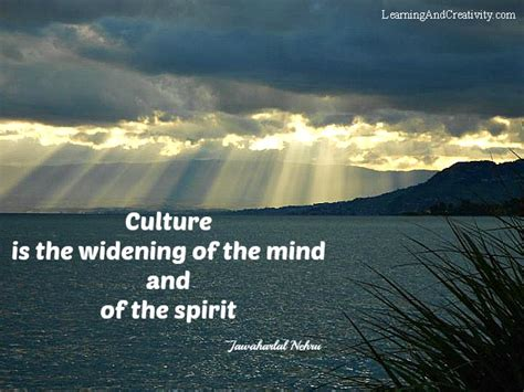 Writing Desk Inspiration Learning Quote On Culture Jawaharlal Nehru Learning