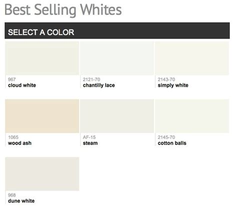 best selling paint 45 best images about color it white on pinterest paint