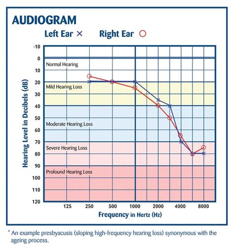 hearing range science does the range of sound we can hear decrease as we age skeptics